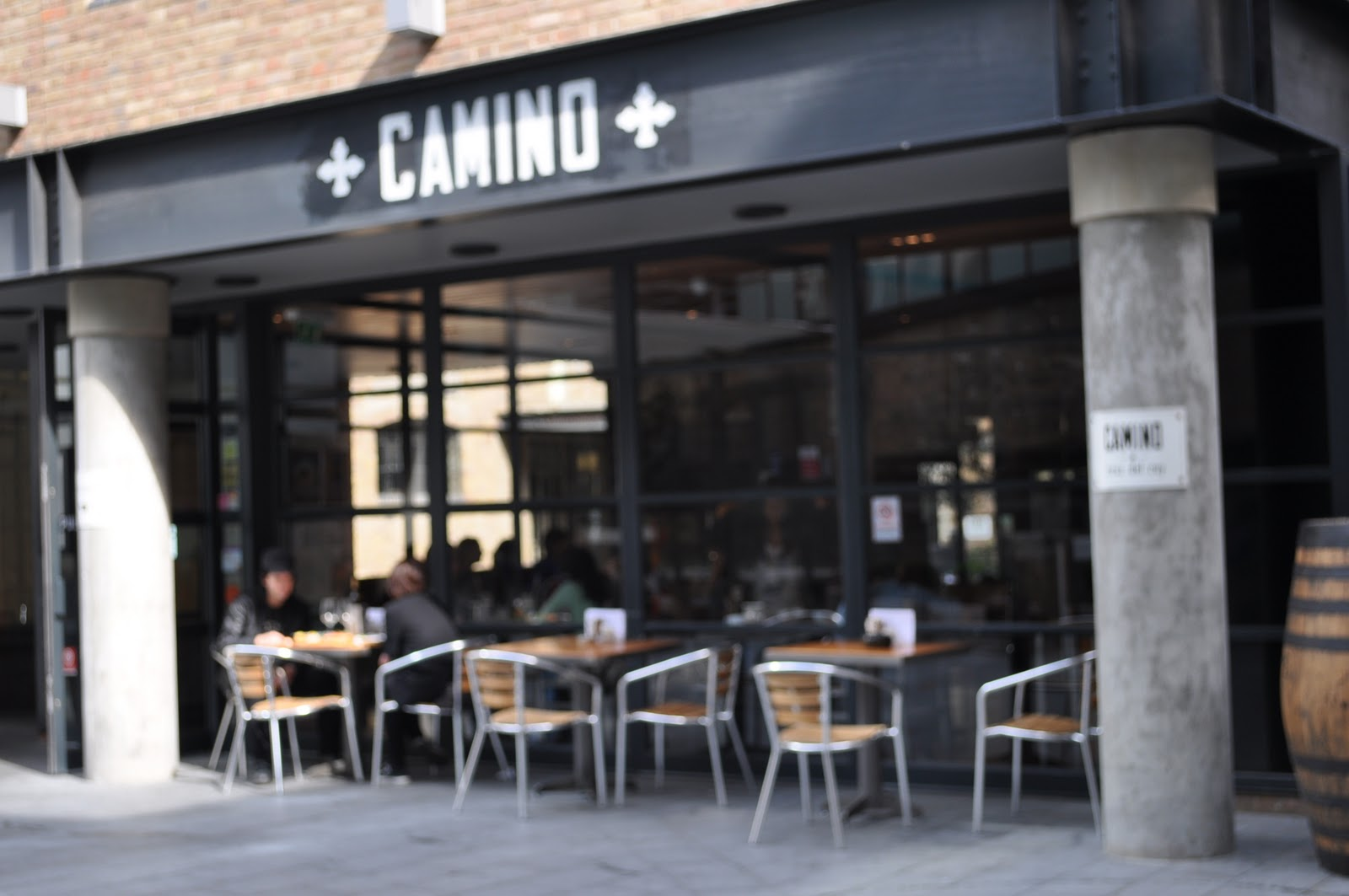 Guest Review Camino King S Cross James Ramsden